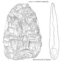 The finest unprovenanced handaxe from Lynford to date